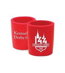 Kentucky Derby 144 Foam Coozie
