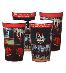 Kentucky Derby 144 Souvenir Cups