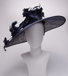 The Feather Flower Saucer Hatinator