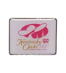 Kentucky Oaks 144 Lapel Pin