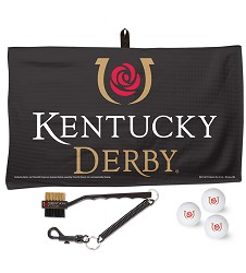 Kentucky Derby Golf Towel Set