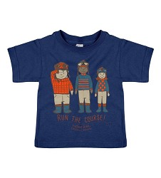 Run the Course Toddler Tee