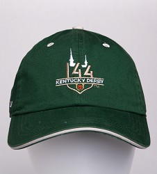 Kentucky Derby 144 Sandwich Bill Logo Cap