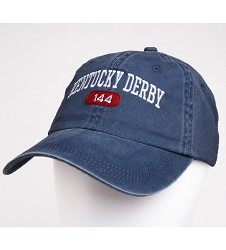 Kentucky Derby 144 Pigment Dyed Patch Cap