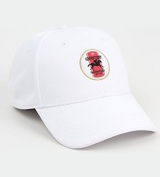 Kentucky Derby 144 Pure Horsepower Cap,C16NTM 144AH54 WHITE