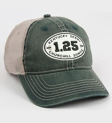 Kentucky Derby 144 1.25 Mesh Back Felt Patch Cap