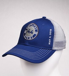 Kentucky Derby 144 Mesh Back Logo Cap,M14CTM 144AH61 TOUR