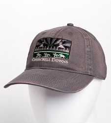 "Churchill Downs Tea Stained ""Patagonia"" Grandstand Cap"