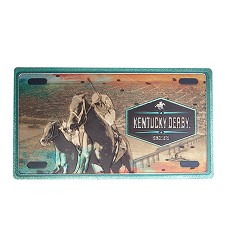 Kentucky Derby Double-Sided Foil Magnet