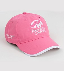 Kentucky Oaks 144 Ladies Textured Poly Tech Cap