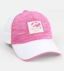 Kentucky Oaks 144 Ladies Space Dyed Cap,K44SD2 144AH95 PINK/