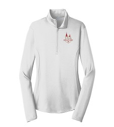 Ladies Kentucky Derby 144 Quarter Zip Pullover