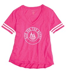 Run for the Roses 144 Sporty Slub Tee