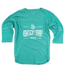 Kentucky Derby 144 Vintage Jersey Pullover