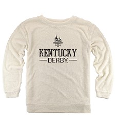 Kentucky Derby 144 Cozy Crew Sweatshirt