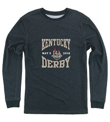 Kentucky Derby 144 Reversible Unisex Crew