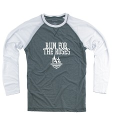 Kentucky Derby 144 Double Play Raglan Tee