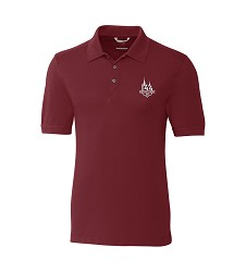 Kentucky Derby 144 Embroidered Advantage Polo