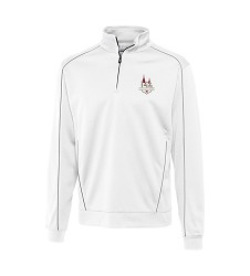 Kentucky Derby 144 Embroidered Edge Quarter Zip Jacket