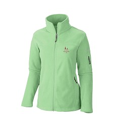 Ladies' Kentucky Derby 144 Give and Go Full-Zip Fleece