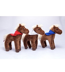 Kentucky Derby 144 Bandana Horse Plush
