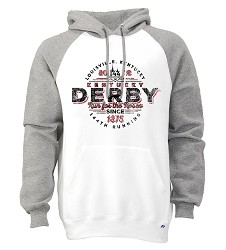 Kentucky Derby 144 Colorblock Hoodie