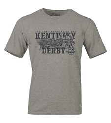 Kentucky Derby 144 Sketch Tee