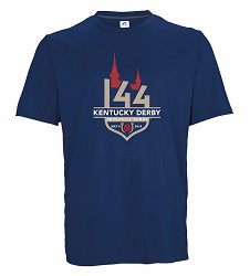 Kentucky Derby 144 Performance Tee