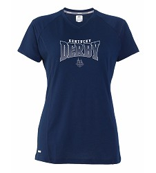 Kentucky Derby 144 Ladies' Performance Players Tee