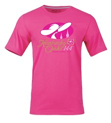 Kentucky Oaks 144 Official Logo Tee