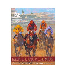 Kentucky Derby 144 Official Program
