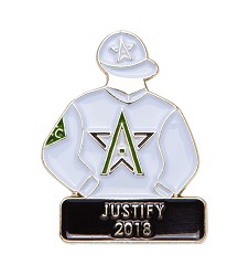 2018 Justify Tac Pin