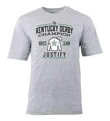 2018 Justify Champion Tee