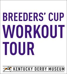 Breeders' Cup Workout Tour