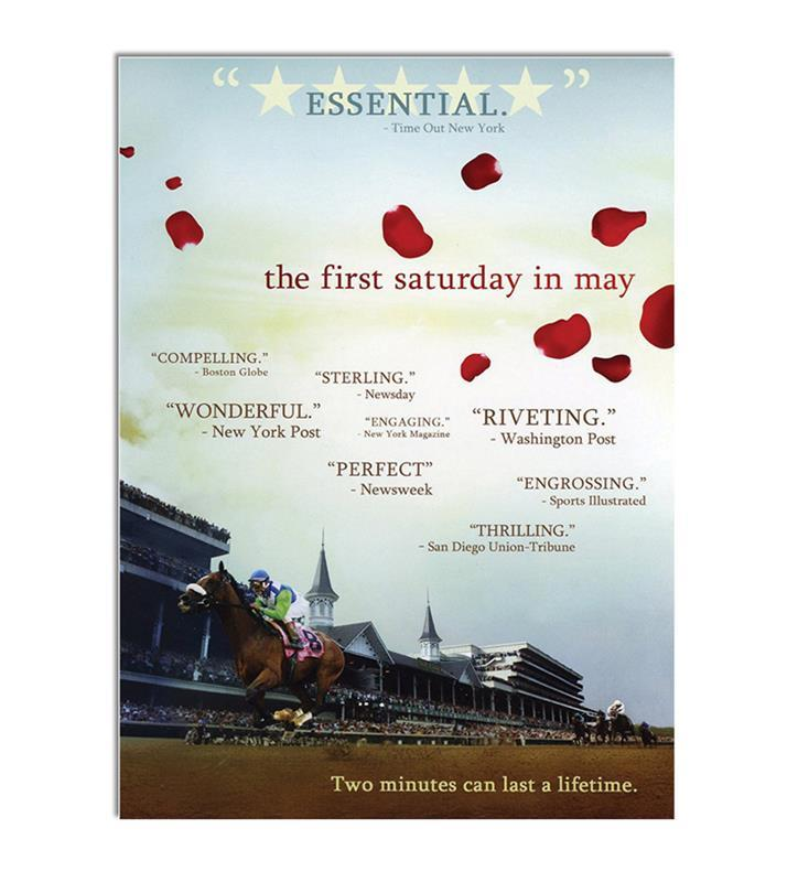 The First Saturday in May DVD