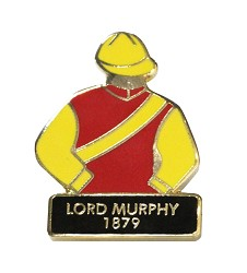 1879 Lord Murphy Tac Pin