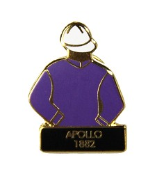 1882 Apollo Tac Pin