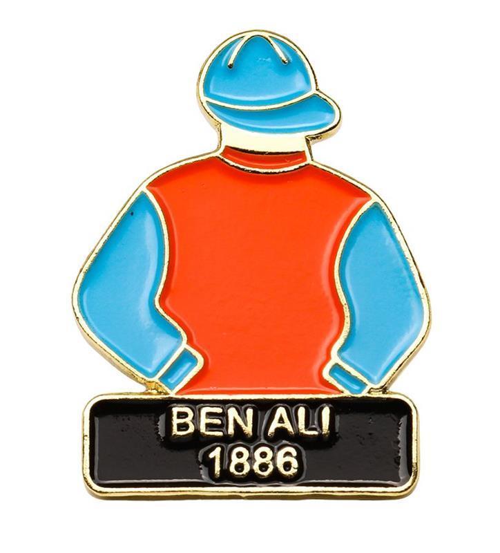 1886 Ben Ali Tac Pin,1886