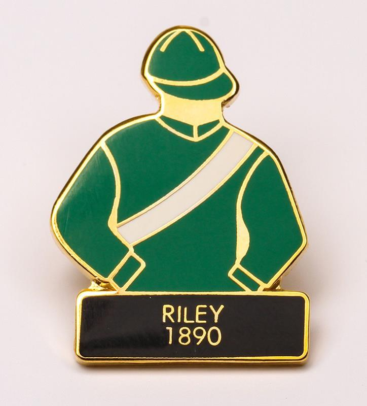 1890 Riley Tac Pin,1890