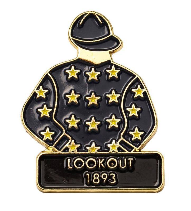 1893 Lookout Tac Pin,1893