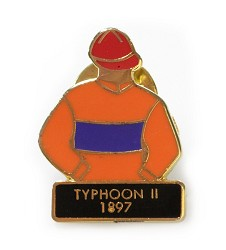 1897 Typhoon II Tac Pin