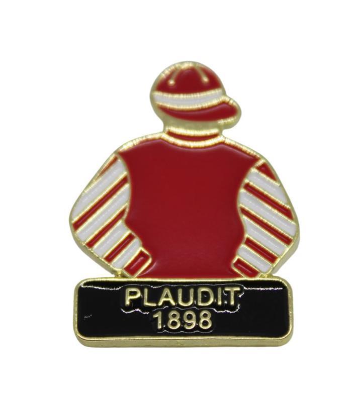 1898 Plaudit Tac Pin,1898