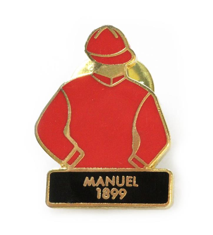 1899 Manuel Tac Pin,1899