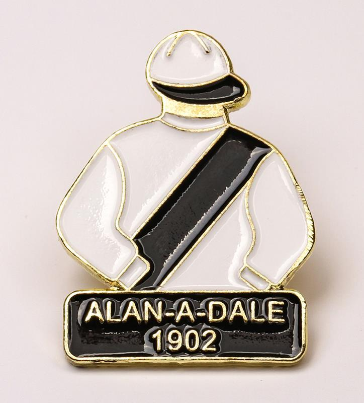 1902 Alan-A-Dale Tac Pin,1902