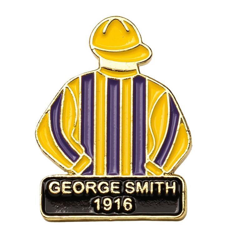 1916 George Smith Tac Pin,1916