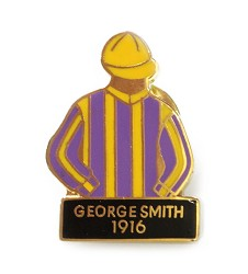 1916 George Smith Tac Pin,1916