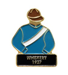 1927 Whiskerey Tac Pin