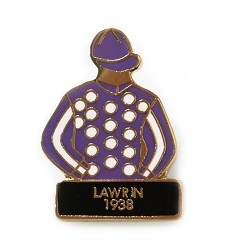 1938 Lawrin Tac Pin,1938