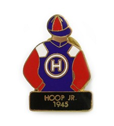 1945 Hoop Jr. Tac Pin