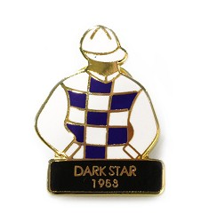 1953 Dark Star Tac Pin,1953